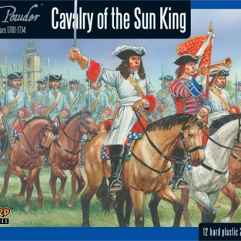 Cavalry of the Sun King