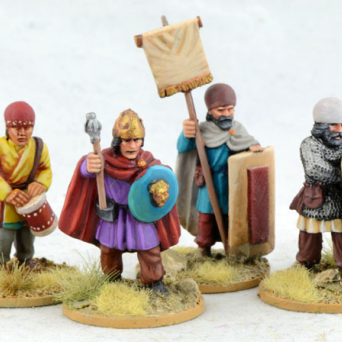 Sassanid Infantry Command Two
