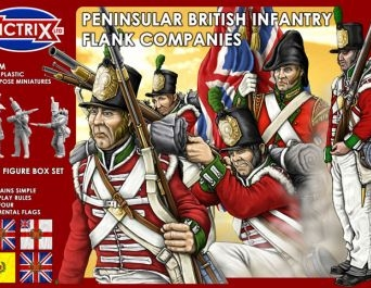 Peninsular British Flank Co (52)