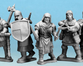 Frostgrave Knights