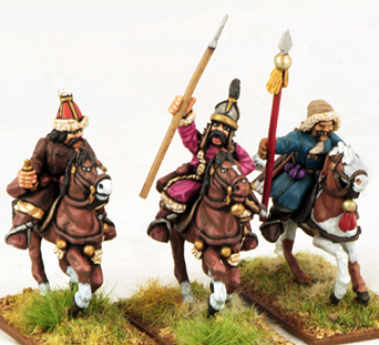 Mongol Cavalry (Command)