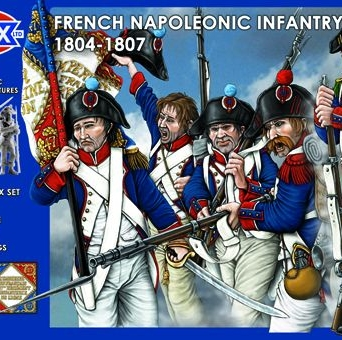 French Napoleonic Infantry (1804-1807)