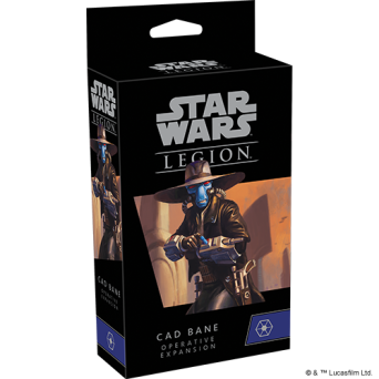SW Legion: Cad Bane Operative Expansion