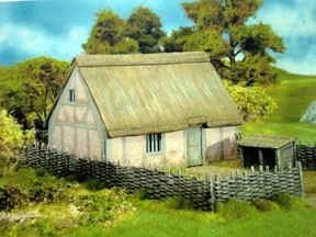 Medieval Cottage 1300-1700 AD