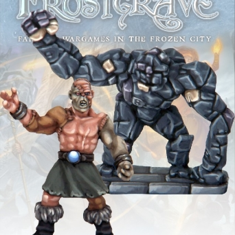 Flesh Golem and Stone Construct
