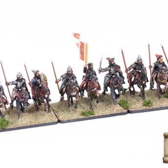MOS-17 Zavoievodchicy/Boyars with spears