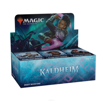 Draft Booster Box Kaldheim