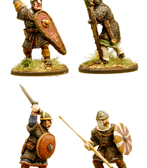 Anglo-Danish Huscarls (Spear)