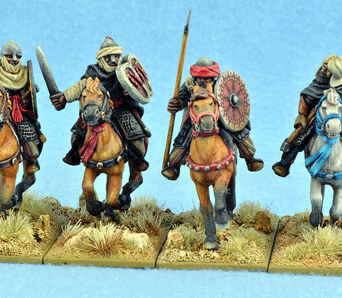 Moor Armoured Cavalry Two