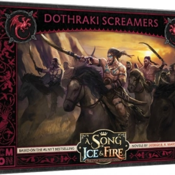 Targaryen Dothraki Screamers