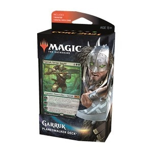 Planeswalker Deck Magic Core Set 2021- Garruk