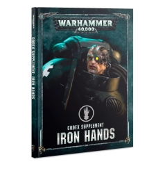 CODEX: IRON HANDS (ENGLISH)