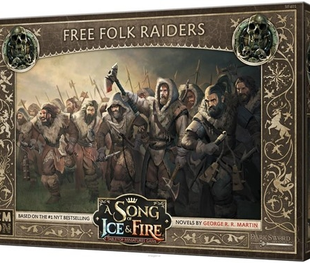 Free Folk Raiders