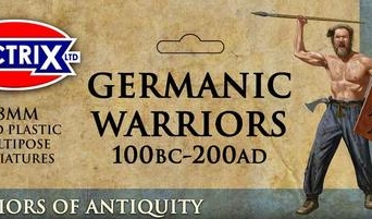 Germanic Warriors