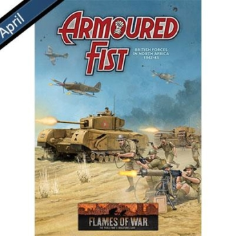 Armoured Fist (MW British hardback book)