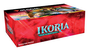 Draft Booster Box Ikoria: Lair of Behemoths