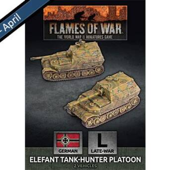 Elefant Tank-Hunter Platoon