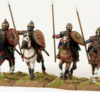 Rus Druzhina Cavalry Two