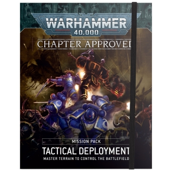 WH40K:TACTICAL DEPLOYMENT MISSION PACK