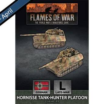 Hornisse Tank-Hunter Platoon