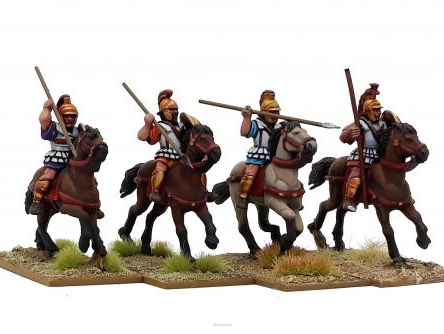 Carthaginian Mounted Hearthguards