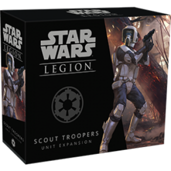 SW Legion: Scout Troopers Unit