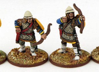 Byzantine Infantry Archers (Quilted)