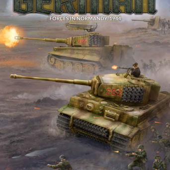 """D-Day Germans"" (FOW 89p A4 HB)"