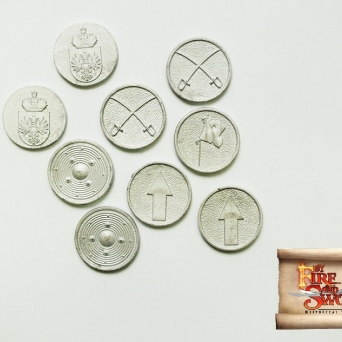 Imperial Orders Counters Set