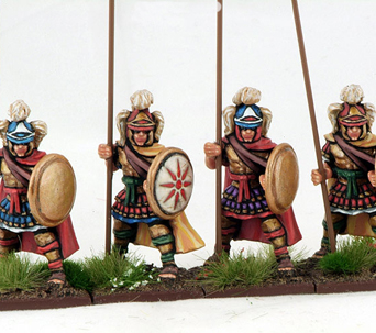 Antigonid Guard Phalanx