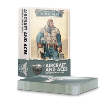 Aeronautica Imperialis: AIRCRAFT AND ACES: IMP. NAVY CARDS