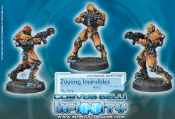 Zuyong Invincibles, Terra-cotta Soldiers